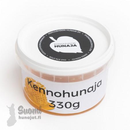 Koivulehdon kennohunaja 330g (v. 2018 satoa).