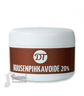 Donna Taponero Kuusenpihkavoide 20%, tuotekuva